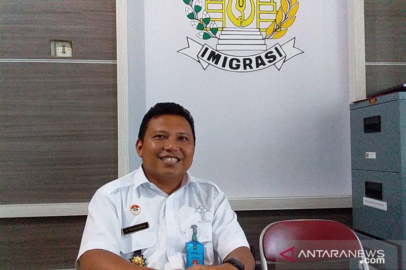 Kantor Imigrasi Tahuna terbitkan 193 paspor