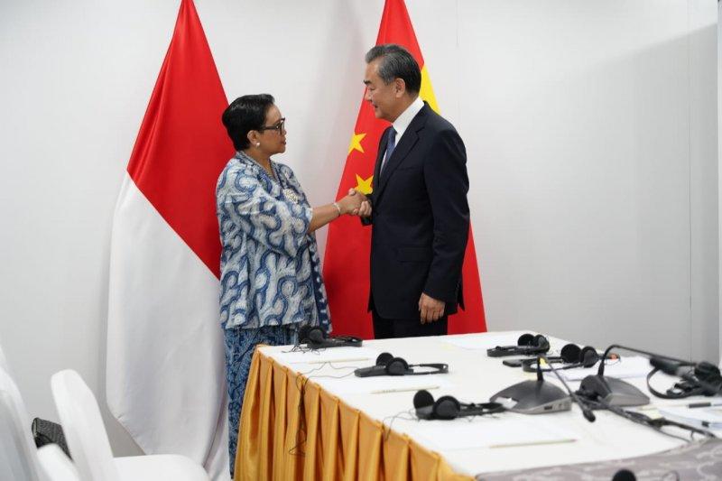 Menlu RI dan China bahas permasalahan pengantin pesanan