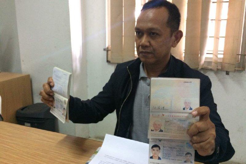 Imigrasi Tasikmalaya amankan tiga WNA Taiwan yang bekerja di Karang Resik