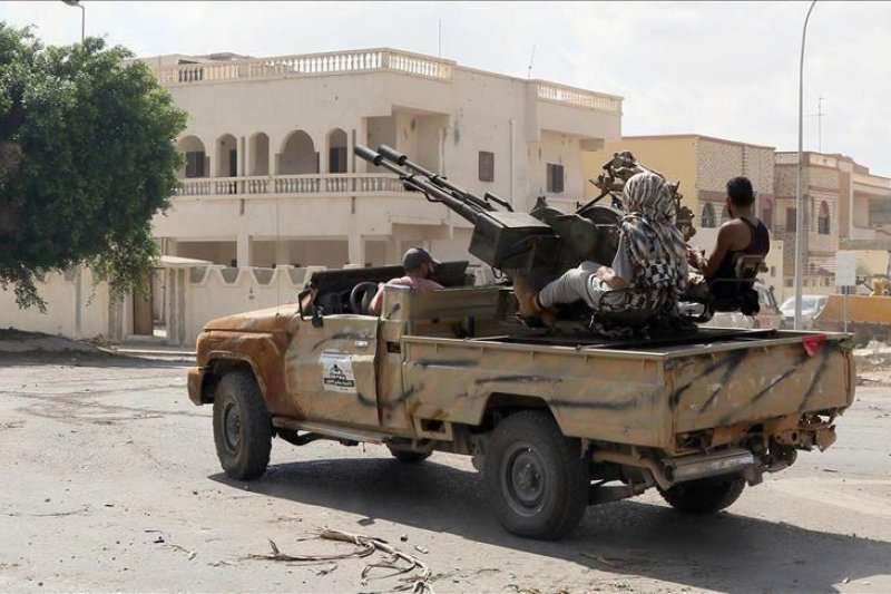 AS desak tentara Jenderal Haftar segera hentikan serangan atas Tripoli