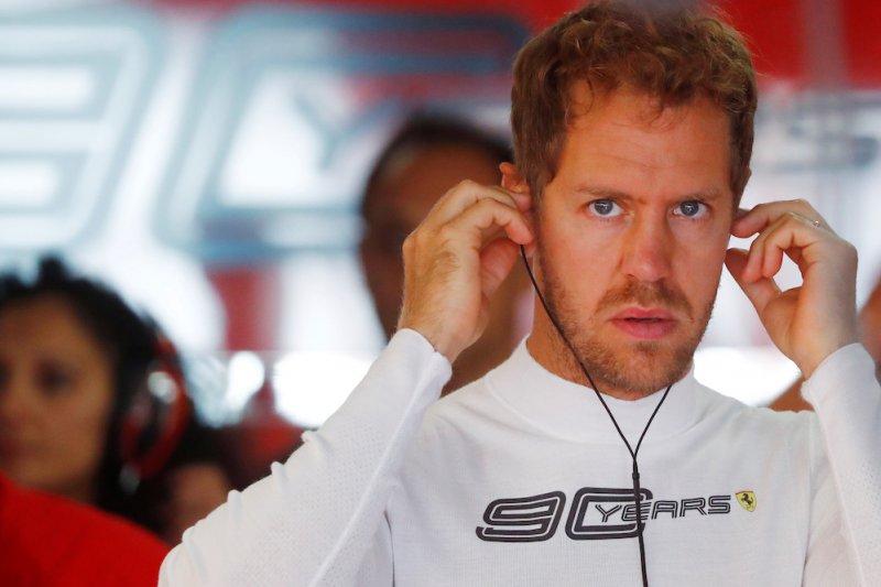 Vettel ingin semua pihak sabar tunggu Ferrari berjaya