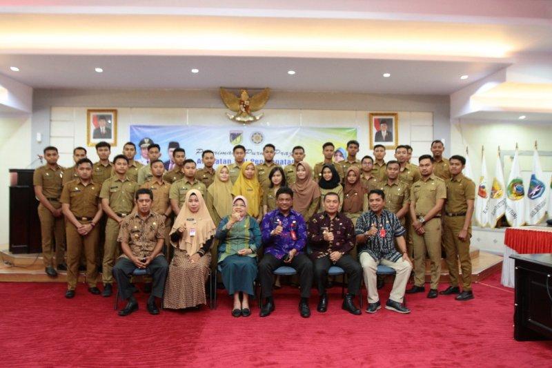 Pemprov Sulteng terima 30 pamong baru lulusan IPDN