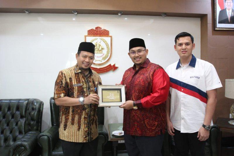 Pj Wali Kota Makassar terima kunjungan Raja Kelantan Malaysia