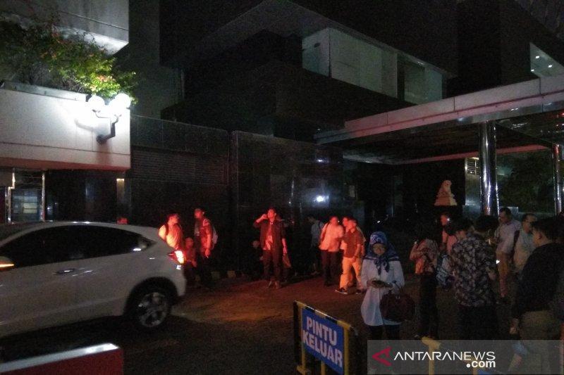 Gempa 7,4 mengguncang Banten, kepanikan sempat terjadi di Wisma Antara