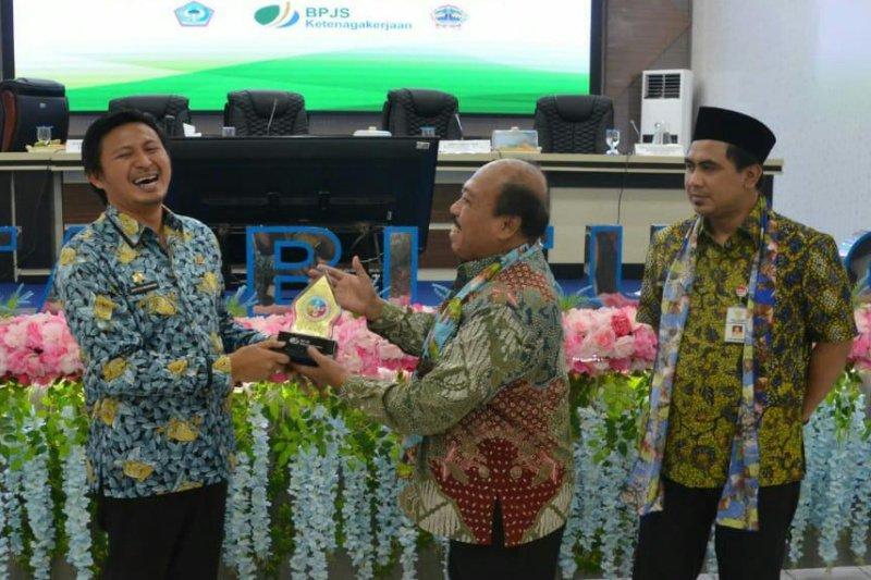 BPJS Ketenagakerjaan Jateng-DIY bidik pekerja tempat ibadah