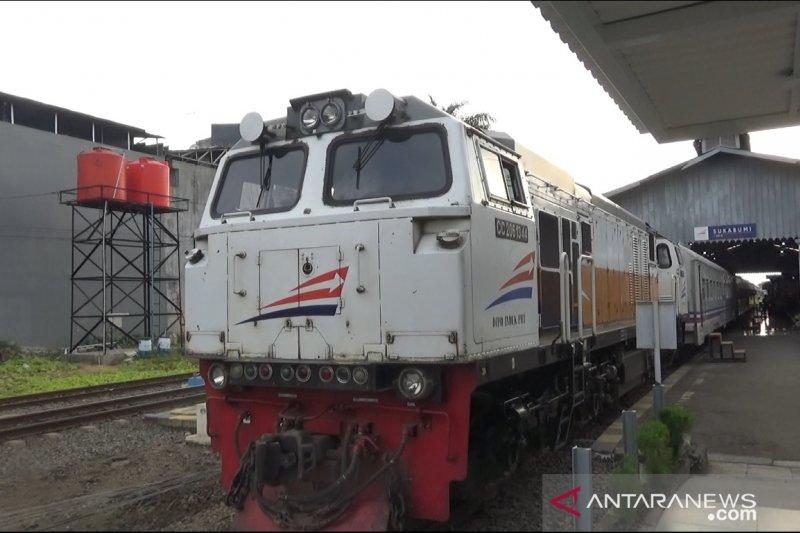 Penambahan rute perjalanan KA Siliwangi bantu kurangi kemacetan di Sukabumi