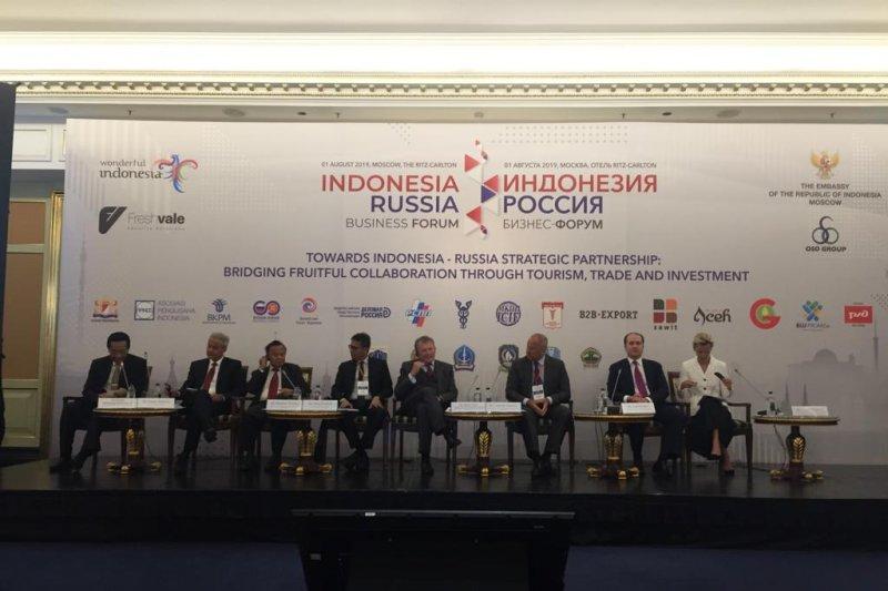 Sultan janjikan kemudahan investasi untuk pengusaha Rusia