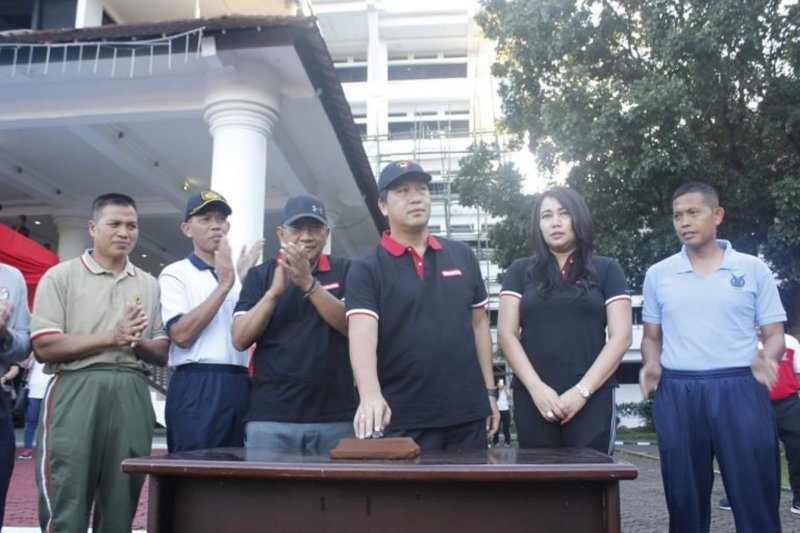 Wagub Sulut canangkan peringatan HUT ke-74 RI