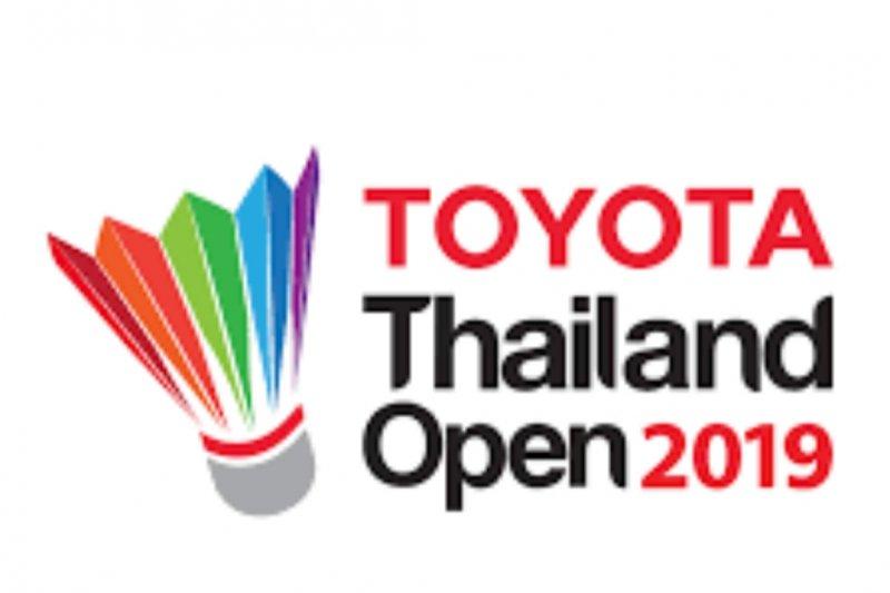 Ini dia jadwal laga final Thailand Open 2019