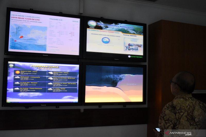 Mewaspadai potensi gempa besar di Selat Sunda