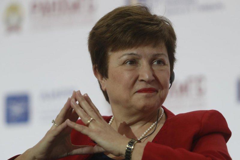 UE setujui, Georgieva memimpin IMF