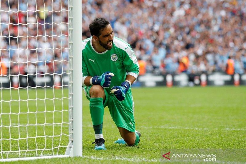 City juara Community Shield usai taklukkan Liverpool 5-4
