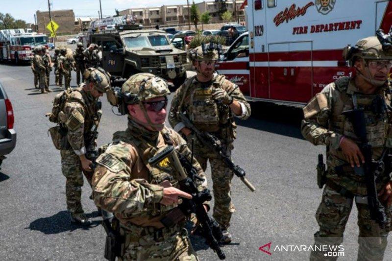 Pelaku penembakan  20 orang hingga tewas sebut reaksi terhadap invasi Hispanik