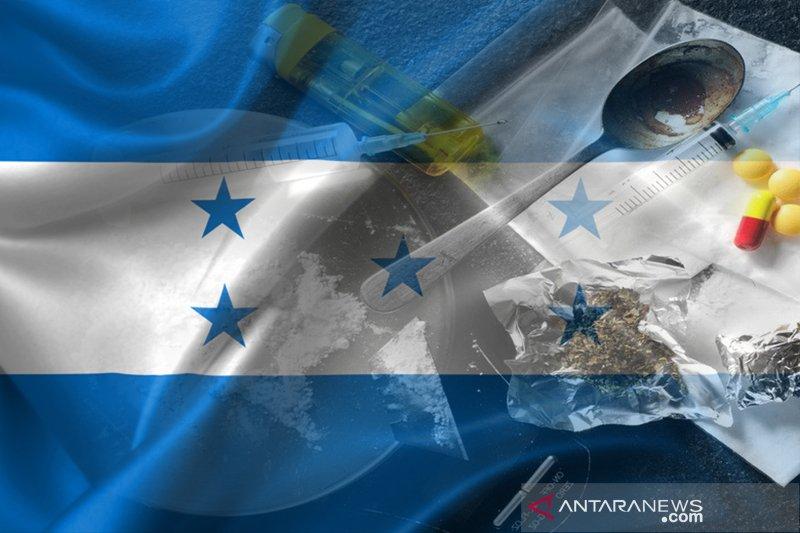 Ribuan orang protes presiden Honduras terkait narkoba