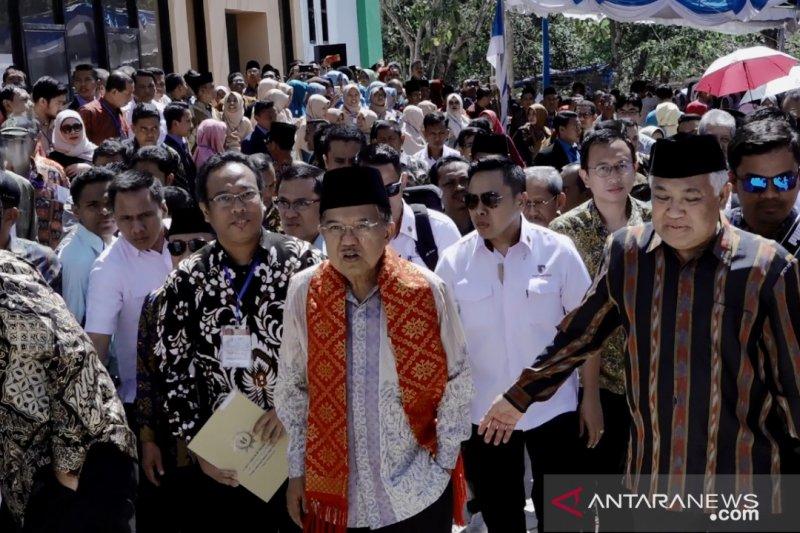 Din Syamsudin mengapresiasi dukungan ACT kepada PMI Dea Malela