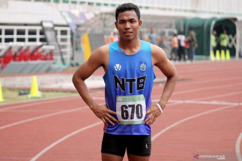 Batal ke China, pelari cepat Zohri fokus latihan internal
