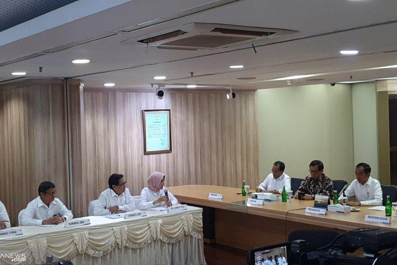 Jokowi meminta pemadaman listrik tidak terulang lagi
