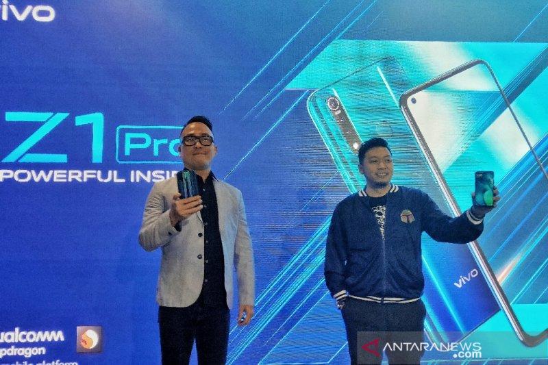 Vivo resmi meluncurkan Z1 Pro, harga Rp3 jutaan