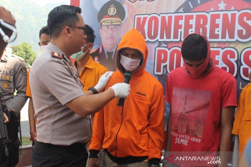 Polisi ringkus pencuri dan penadah alat pendeteksi gempa BMKG Palu