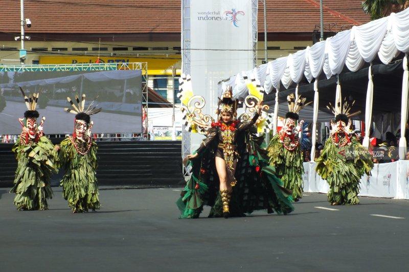 JFC 2019 disemarakkan Cinta Laura dan Putri Indonesia