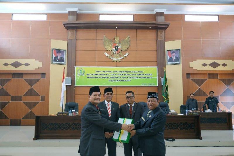 Pemkab Kapuas Hulu Bahas Apbd Perubahan Antara News Kalimantan Barat