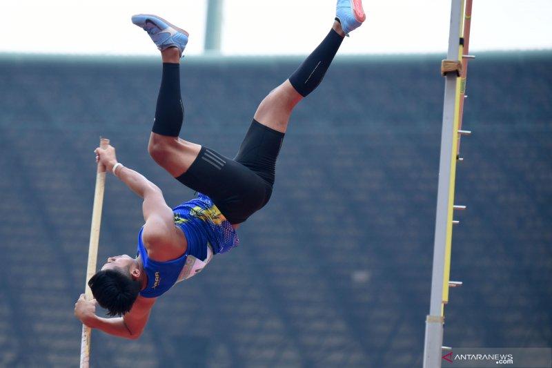Pelatih: Kompetisi lompat galah di Indonesia masih sangat kurang