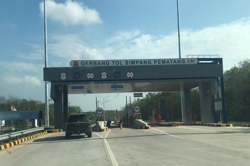 Jalan Tol Trans Sumatera diharapkan  tersambung ke sentra ekonomi OKI