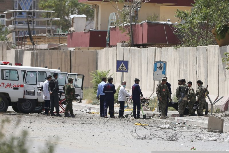 Serangan Taliban sebabkan 15 pasukan keamanan tewas