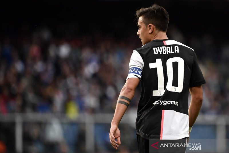 Tottenham siap tebus Paulo Dybala Rp1,1 triliun