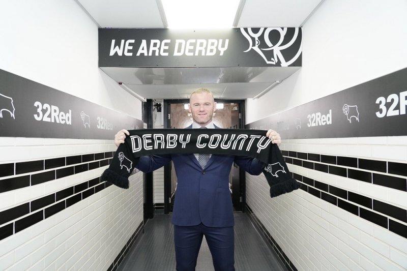 Rooney gabung Derby setelah Liga MLS musim 2019
