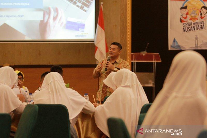 Puluhan peserta SMN Gorontalo dapatkan pengetahuan mengenai BUMN