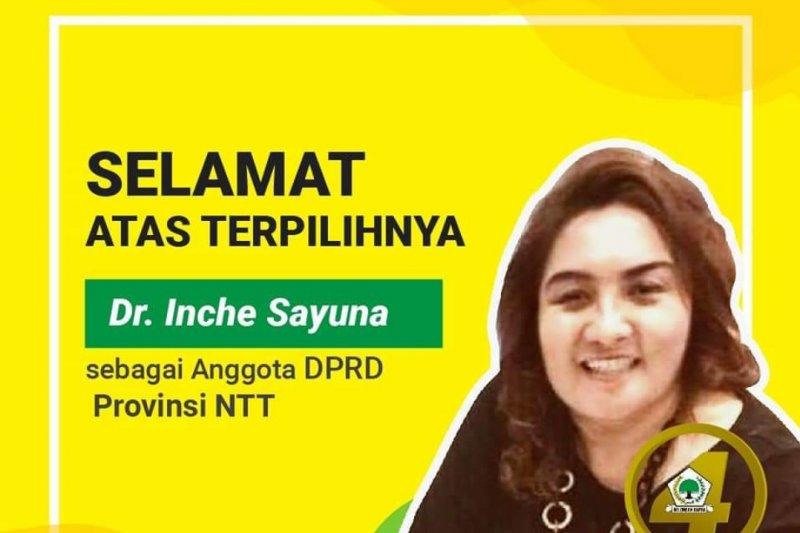 Inche Sayuna berpeluang jadi pimpinan DPRD NTT