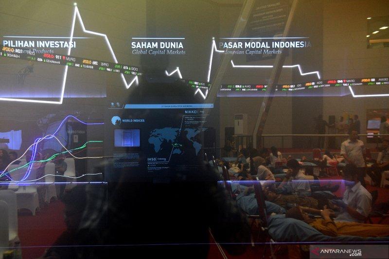 Optimisme investor terhadap ekonomi nasional dorong IHSG menguat