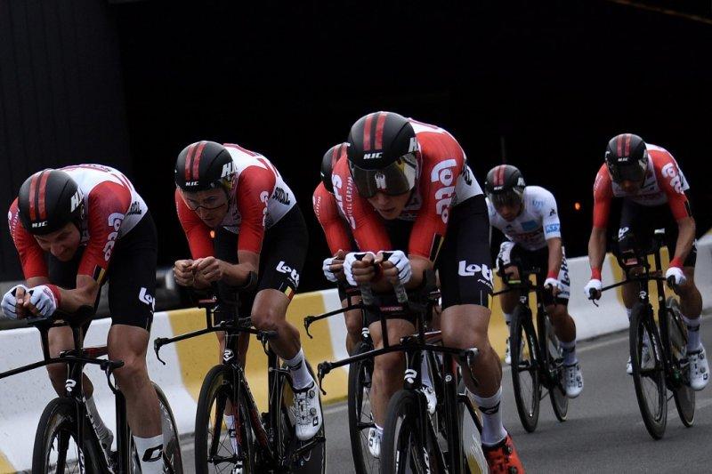 Lotto melanjutkan Tour of Poland setelah Lambrecht gugur