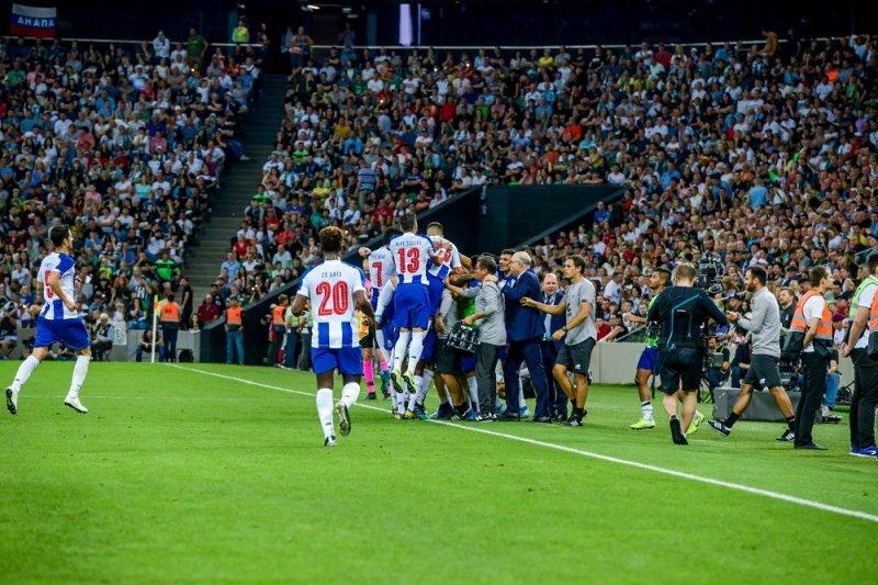 Kualifikasi Liga Champions, Porto menang, Celtic imbang, Basel terjengkang