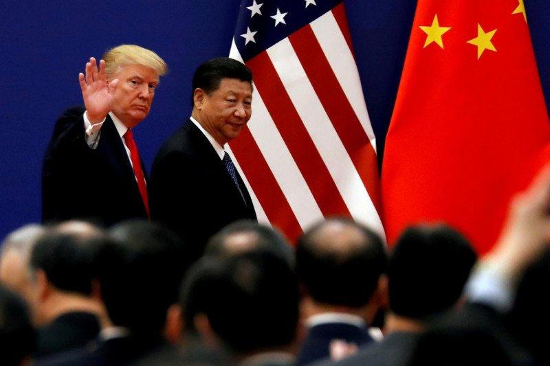 AS, China berlakukan tarif tambahan