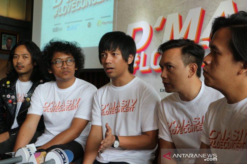 D'Masiv tutup Indonesia Weekend di London