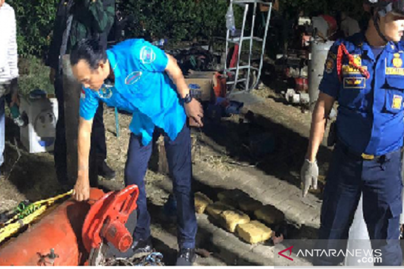 BNN amankan 500 kilogram ganja dari Aceh di Pelabuhan