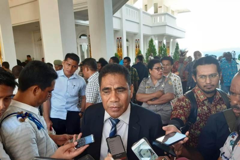 Pemprov Papua dorong penyelesaian Palapa Ring timur sesuai jadwal