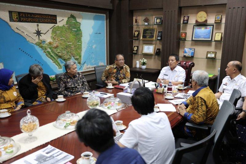 Pemprov Lampung dan Itera susun konsep pengaturan koridor Ryacudu