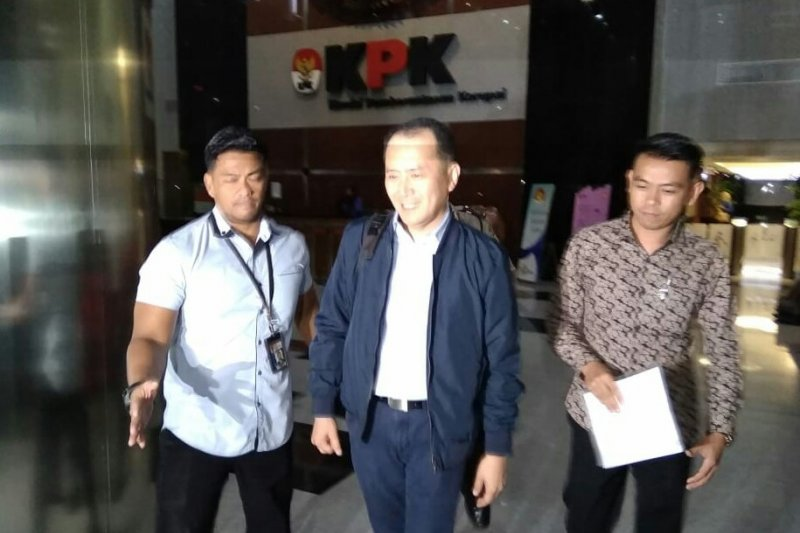 Mantan Presdir Lippo Cikarang bantah suap Rp10,5 miliar ke Neneng Hasanah