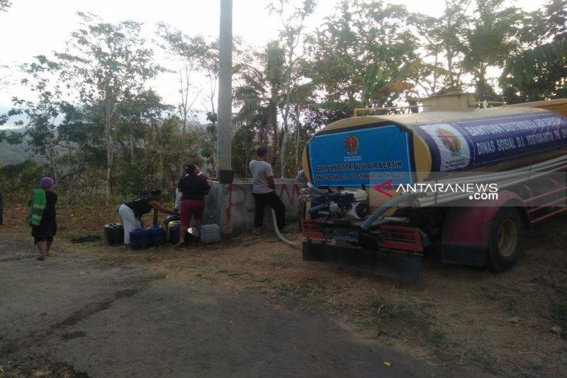 """Tagana Girimulyo """"kebanjiran"""" permintaan distribusi air bersih untuk warga"""