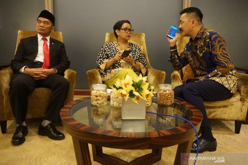 Presiden Joko Widodo-Tun Mahathir dijadwalkan Shalat Jumat bersama