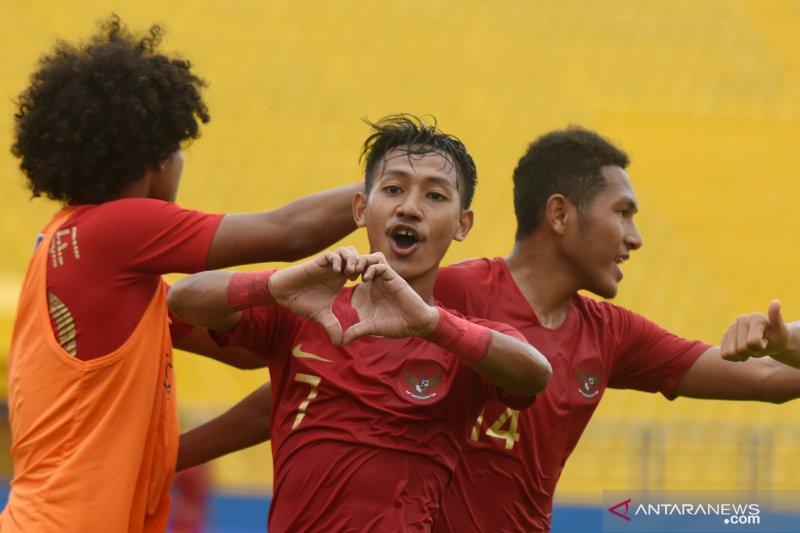Usai taklukkan Vietnam, Indonesia naik peringkat ketiga Piala AFF U-15