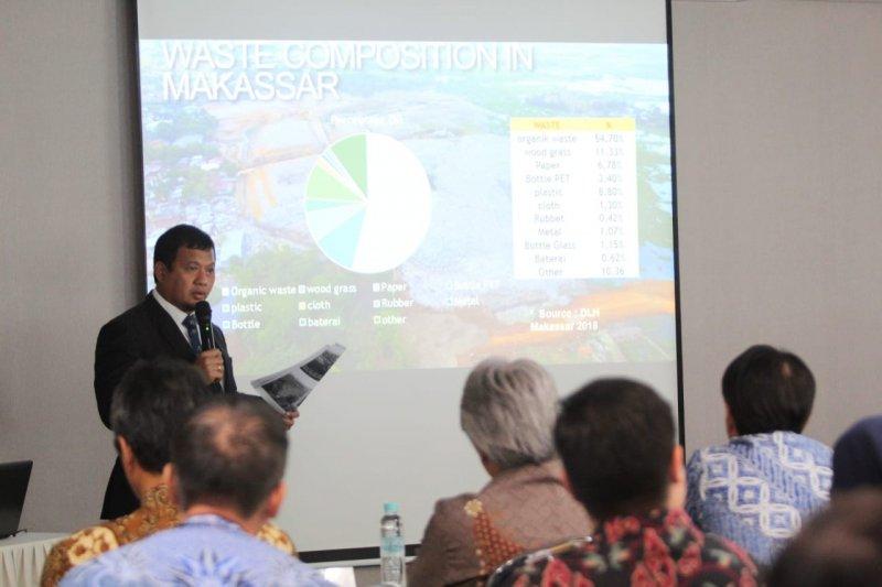 """Pemerintah Kota Makassar """"rayu"""" JCC investasi olah sampah"""