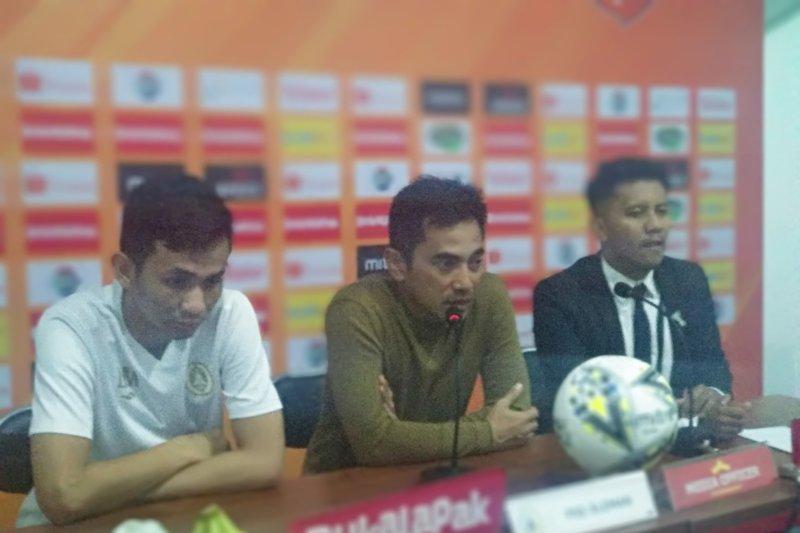 PSS Sleman taklukkan tuan rumah Perseru-Badak Lampung 2:0
