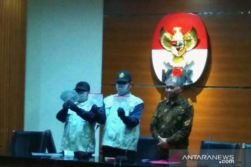 KPK tahan anggota DPR Nyoman Dhamantra