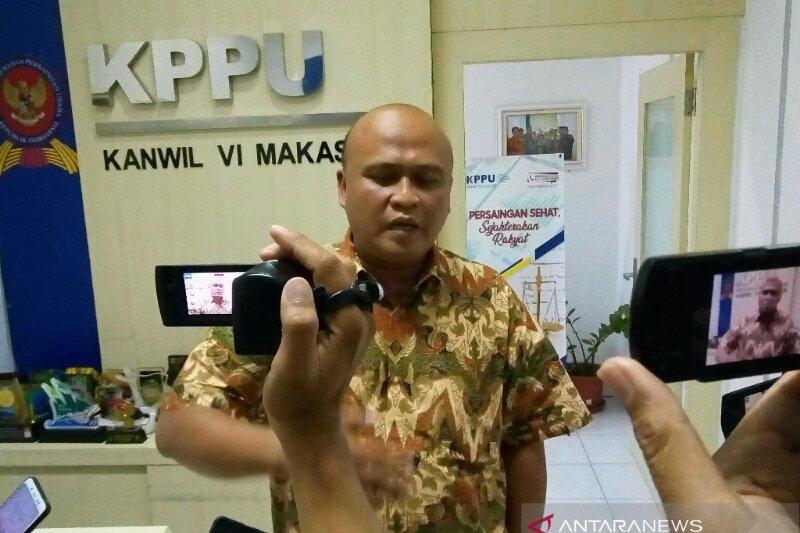 KPPU usulkan Pemerintah Kota Makassar buat penyimpanan stok pangan