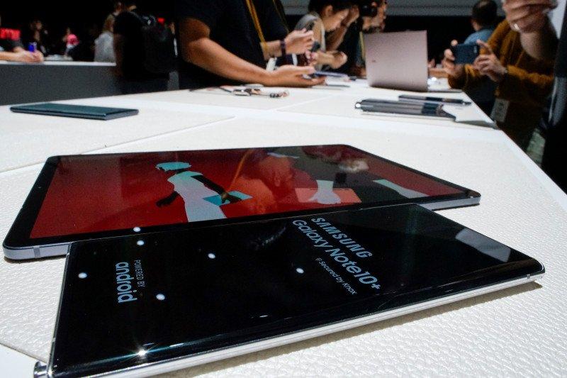 Samsung diperkirakan buat dua model Galaxy Note 20