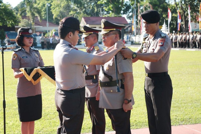 Brigjen Pol Alexander Marten Mandalika jabat Wakapolda Sulawesi Utara